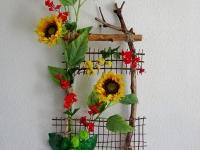 "Ikebana ""Sunflower"""